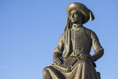 Infante D. Henrique in Lagos Portugal Stock Photography