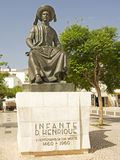 Infante D Henrique Lagos, Portugal Stock Photography