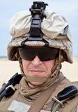 Infante de marina de los E.E.U.U. fotos de archivo libres de regalías