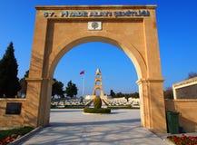 57. Infanterie-Regiment-Denkmal, Gallipoli lizenzfreies stockbild