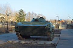 Infanteriekampffahrzeug lizenzfreie stockbilder