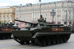 Infanteriekampffahrzeug BMP-3 Stockbilder