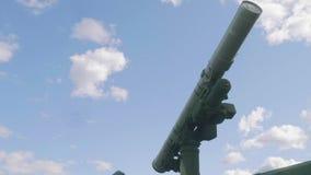 Infanteristridighetmedel Krigutrustning lager videofilmer