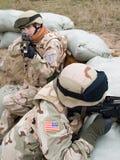 Infantes de marina de los E.E.U.U. Imagen de archivo