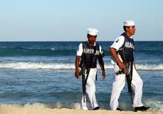 Infantes de marina mexicanos Imágenes de archivo libres de regalías