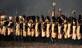 Infantry Stock Photo