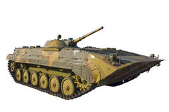 Infantry combat vehicle BMP-1 Stock Images
