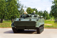 Infantry combat vehicles Stock Photos
