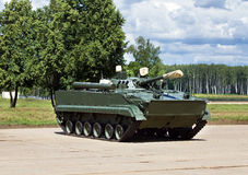 Infantry combat vehicles Stock Image