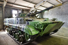 Infantry fighting vehicle BMP-3 Royalty Free Stock Image