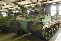 Infantry fighting vehicle BMP-3 Royalty Free Stock Photo