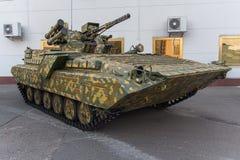 Infantry fighting vehicle of Ukrainian origin Stock Photos
