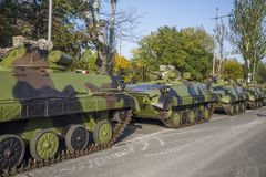 Infantry Fighting Vehicles Stock Photos