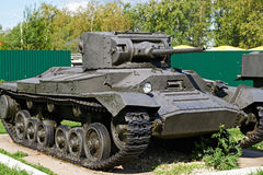 Infantry tank Mk.III Valentine VI Stock Photos