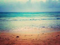 The Infatuation. Waves & Maya riviera Royalty Free Stock Photo