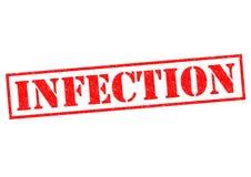 infecção Imagens de Stock