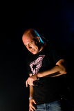 Infected Mushroom in concert Royalty Free Stock Photos
