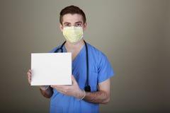 Infektionskontrolle Lizenzfreies Stockfoto
