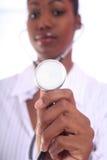 - Infermiera - medico medico Fotografia Stock Libera da Diritti