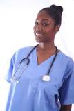 - Infermiera - medico medico Fotografie Stock
