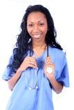 - Infermiera - medico medico Immagini Stock