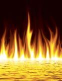 Inferno Immagini Stock