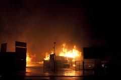 Inferno Stock Photo