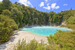 Inferno Crater Stock Photos