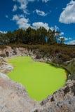 Inferno Crater Lake Royalty Free Stock Image