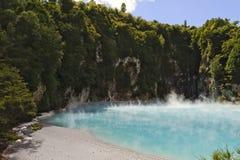 Inferno Crater, Waimangu. North Island, New Zealand Royalty Free Stock Image