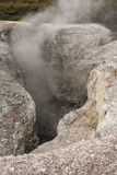 Inferno crater at Waiotapu Stock Photo