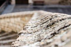 Inferriata medievale Fotografia Stock
