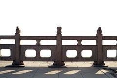 Inferriate di pietra Fotografia Stock