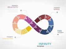 Infinidade Fotografia de Stock Royalty Free