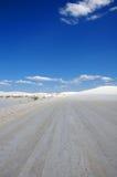 Infinite Desert Road Royalty Free Stock Image
