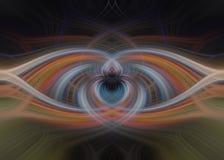 Infinite Hearst vector illustration