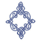 Infinite Knot Ink Drawing Stock Images