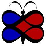Infinite Love Butterfly stock illustration