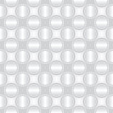Infinite metal grid Stock Photos