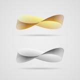 Infinite ribbon Stock Photos