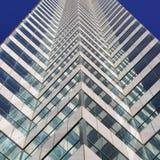 Infinite Skyscraper Reflection Stock Image