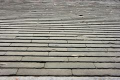 Infinite Steps - Forbidden City, Beijing, China Royalty Free Stock Image