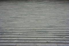 Infinite Steps - Forbidden City, Beijing, China Stock Photography