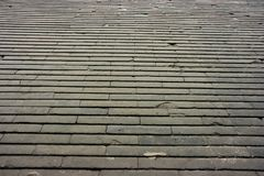 Infinite Steps - Forbidden City, Beijing, China Stock Image