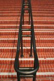 Infinite Steps And Handrails Royalty Free Stock Photos