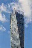 Infinite tower Stock Image