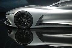 Infiniti Concept sport car. Chengdu Motor Show,China Royalty Free Stock Photos