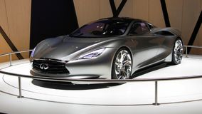 Infiniti Emerg-E Royalty Free Stock Photography