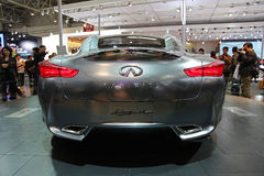 Infiniti Essence Stock Image