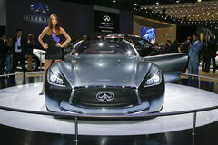 Infiniti Essence Stock Photos